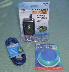 air bubbler kit for reservoir