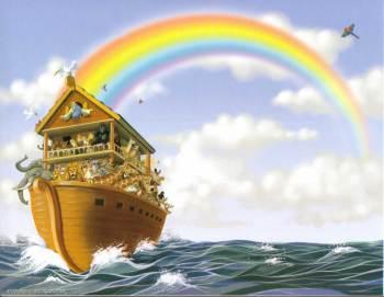 amateurs built the ark