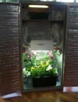 Closet Hydroponics A Compact Growroom
