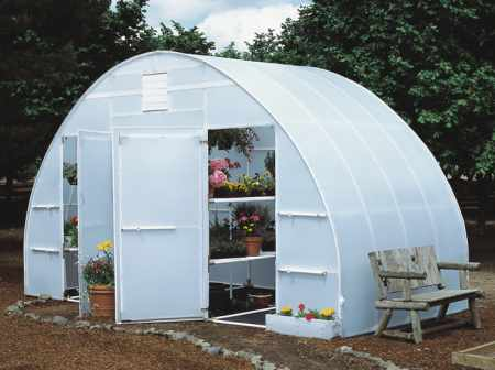 Greenhouse Kits Garden In A Box