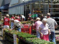 walmart garden shoppers