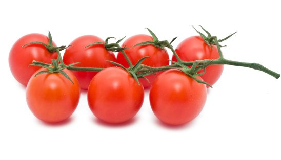 ripe juicy tomatoes