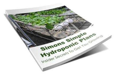 Simons Simple Hydroponic Plans