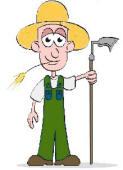 Simon - a cartoon character