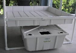 hydroponics reservoir