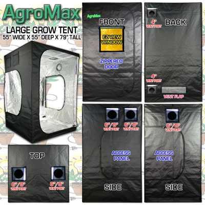 Agromax big tent